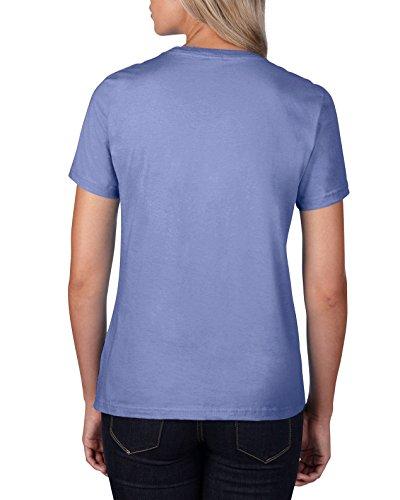 anvil Damen T-Shirt / 880 Violet