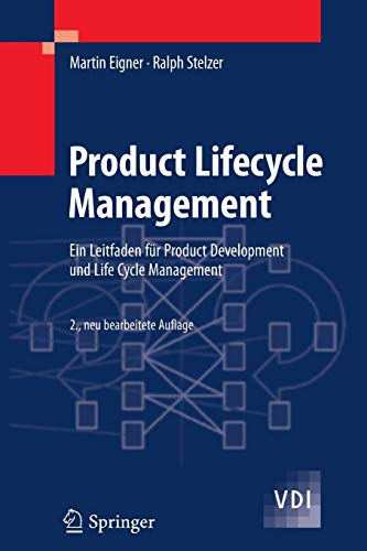 Product Lifecycle Management (VDI-Buch) (Software-entwicklung-management)