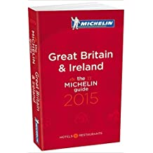 Great Britain & Ireland : The Michelin guide (Anglais) de Michelin ( 5 décembre 2014 )