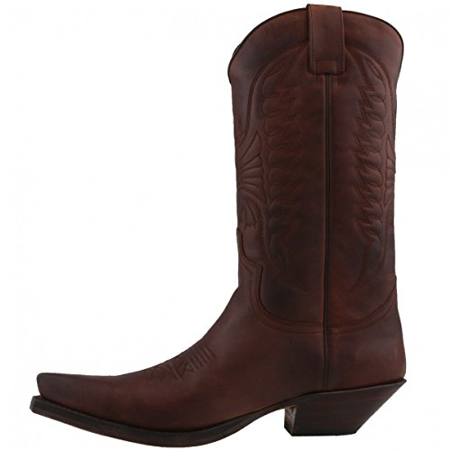 Sendra Boots Cowboystiefel 2073 Braun Braun