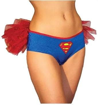 DC Comics Supergirl Logo Panty with Tutu | XL