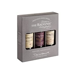 The Balvenie Tasting Collection, 3 x 5 cl by Balvenie