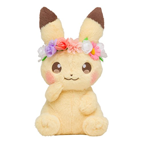 Pokemon-Center-Original-Plush-Doll-Peluche-Pikachu-Pikachu-Eievuis-Easter-Peluche-205cm