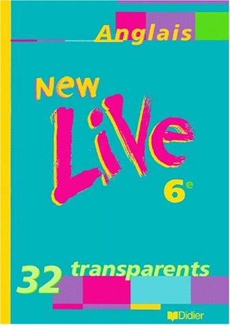 New Live : 6ème 2000 transparents