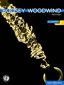 The Boosey Woodwind Method: Bk. 1: Clarinet (Boosey Woodwind and Brass Series)