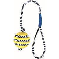 Trixie Ball mit phosphoreszierendem Seil, ø 5 cm/40 cm