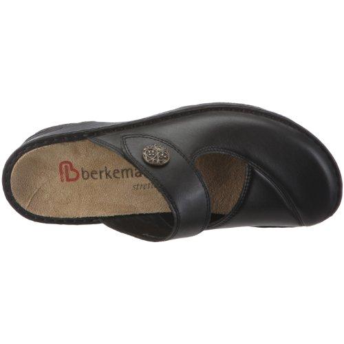 Berkemann  Aventin Heliane, sabots et mules femme Schwarz (schwarz 906)