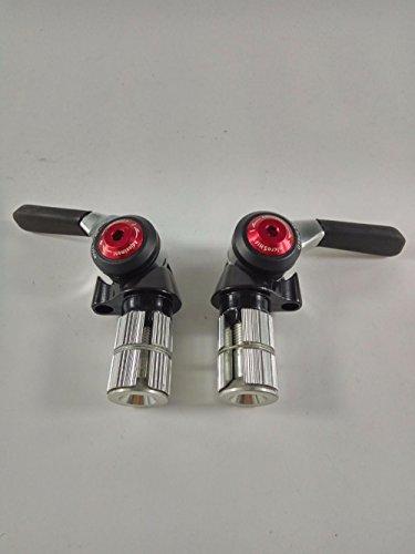 Microshift Road Bike Tt Bar End cambio bs-a102/310velocità compatibile SHIMANO