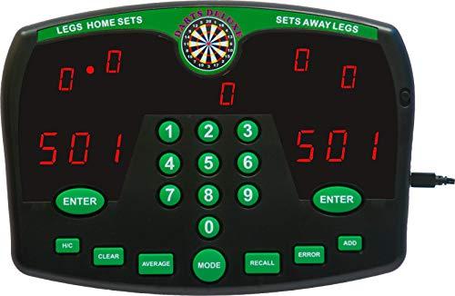 Darts Deluxe-Electronic Dart Scorer Elektronische Anzeigetafe