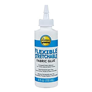 Aleene's Flex Stretch Colle flexible et extensible pour tissu 115 ml