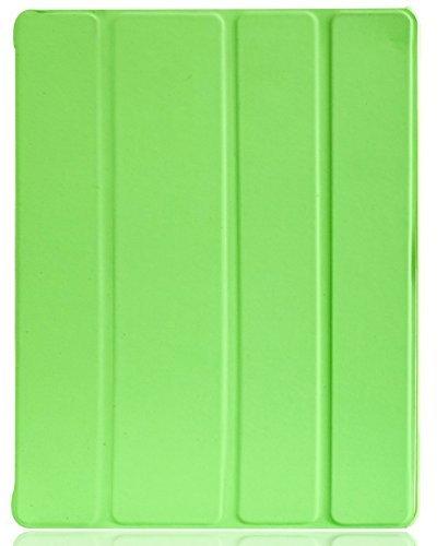 JETech Hülle für Apple iPad 4, iPad 3 und iPad 2, Schutzhülle mit Ständer Funktion und Auto Schlaf/Wachen, Grün -