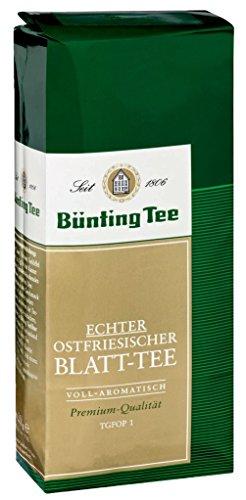 Bünting - Ostfriesischer Blatt-Tee - 250g (Gemütliche Bunting)