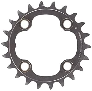 Shimano plateau xtr 22 dents entraxe 64 / 4 branches fc-m970 9v