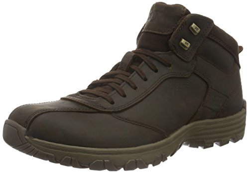 Caterpillar Loop, Stivaletti Uomo, Marrone (Mens Dark Brown), 43 EU