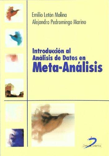 Introducción al análisis de datos en Meta-Análisis por Emilio Letón Molina