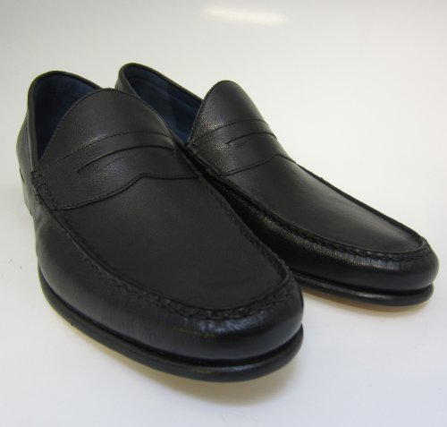 Barker , Chaussures de ville à lacets pour homme Noir - noir