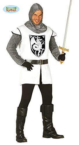 Costume carnevale/festa - costume da cavaliere medievale - uomo - taglia M