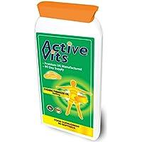 ActiveVits Evening Primrose Oil 1000mg 90 Kapseln