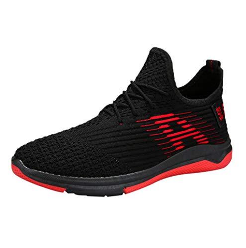 2019 INS Gleiche Sportschuhe TWBB Mode Männer Hohe Hilfe Weiche Sohle Laufschuhe Turnschuhe Schuhe Herren Fitness Mesh Air Leichte Schuhe Neutral Jungen Sneaker Gr.39-44