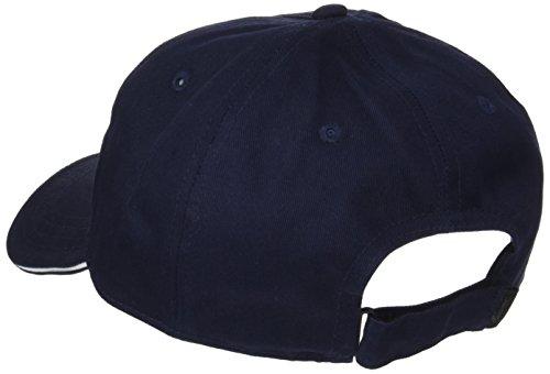 Lacoste Herren Baseball Cap Rk2191 Blau (Marine/Blanc)