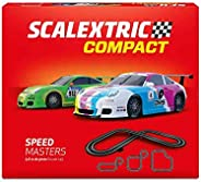 Scalextric- Speed Masters Compact Circuito (Scale Competition Xtreme,SL 1)