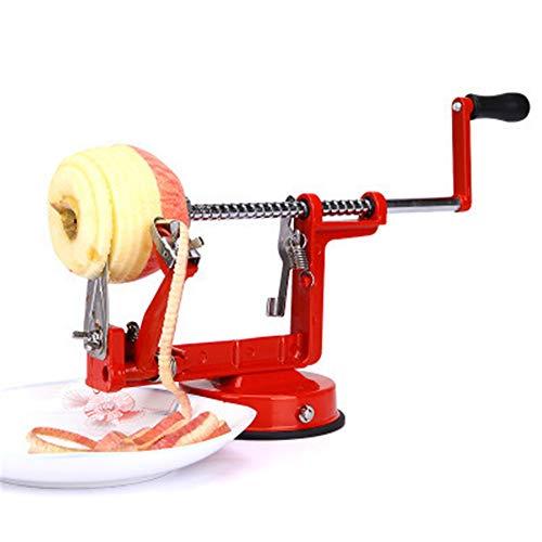 Apple Peeler Slicer Corer Dicer Cutter Potato Fruit & Veg Machine Küchenhelfer -