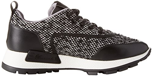 Barracuda Herren Bu3050 Low-top Schwarz
