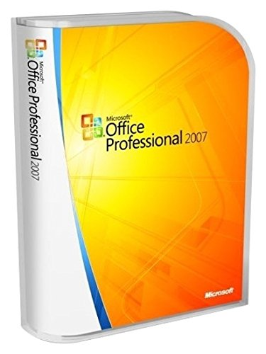 Office Professional 2007/ Windows / italienisch / CD / incl. Word, Excel, Outlook, PowerPoint, Publisher, BCM, Access