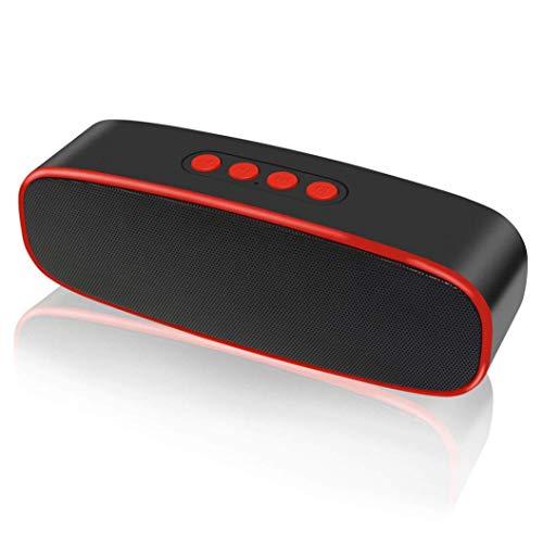 Altavoz Bluetooth Portatiles,Altavoz Portátil con Audio Clásico, Speaker Bluetooth 4.2 USB Entrada...