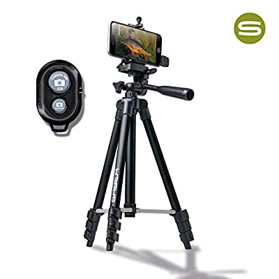 Saber Catch M8 Camera Tripod, Carp Fishing Bluetooth Smart Phone Selfie Taker from Genesis Sports Ltd