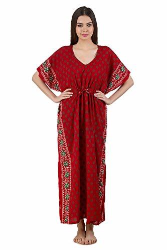 Masha Women's Cotton Kaftan NT-A61-597