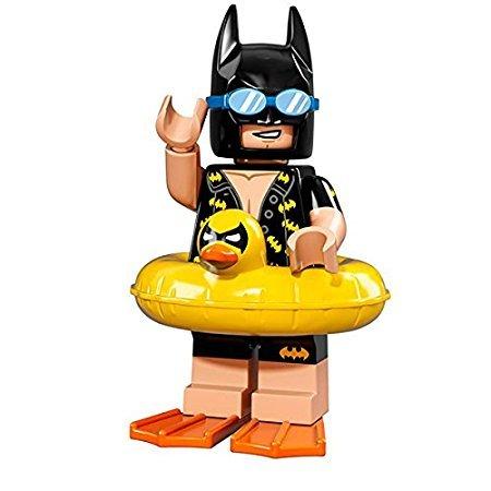LEGO 71017 Minifigures Serie LEGO BATMAN MOVIE - VACATION BATMAN Mini Action Figure