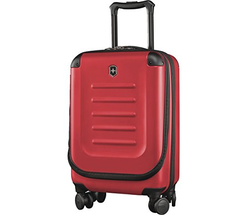 Victorinox Spectra 2.0, Expandable Compact, Global, Carry-On, 4-Rad-Trolley-Gehäuse, In Rot {29-34 Liter]