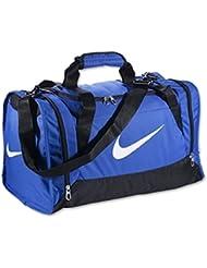 Nike Brasilia 6 Sporttasche X-Small - Schwarz/Royal