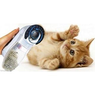 tradeshoptraesio® Aspira aspirapeli Peli A Batteries For Pets Dogs Cats