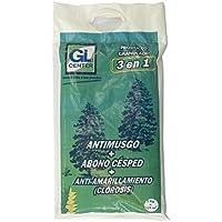 Abono+antimusgo+antiamarillamiento cesped 5 Kg GL