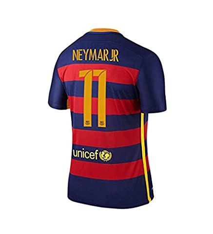 Trikot Nike FC Barcelona 2015-2016 Home - Neymar [Größe XXL]