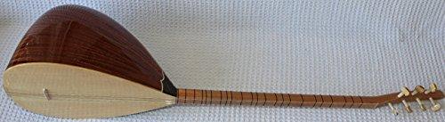 Türkische langer Hals Mahagoni Baglama Saz für Verkauf