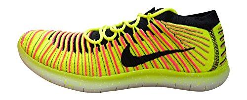 Nike , Baskets mode pour femme jaune / Rose