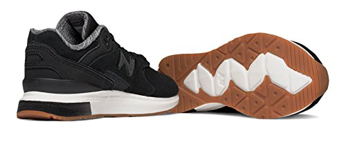 New Balance - - Grade School 1550 Suede Shoes Black