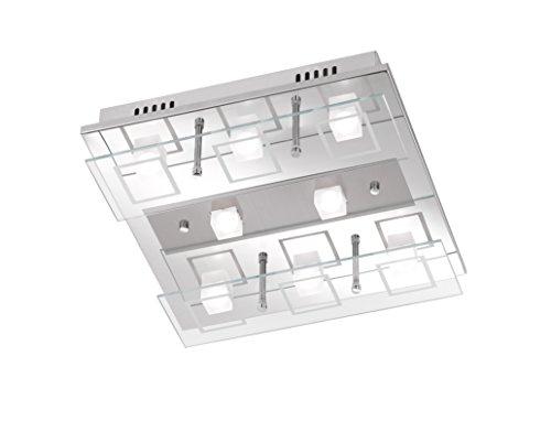Wofi Inkl. LEDs, 24 W, 1.840 lm, Warmweiß (3.000 K)