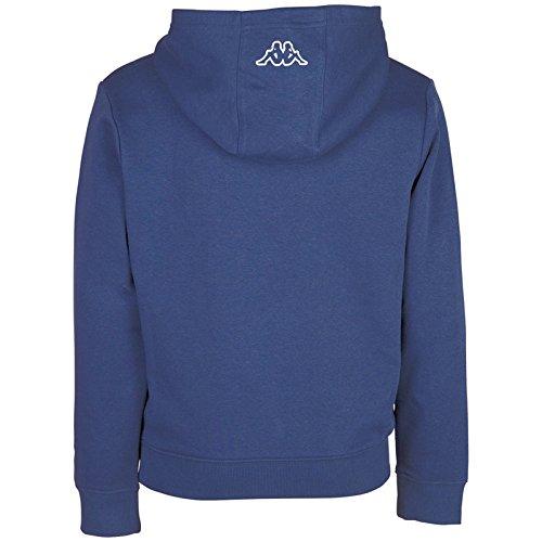 Kappa Herren Wanja Hooded Sweatshirt Night Blue