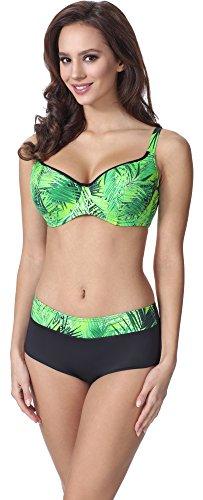 Merry Style Modellante Corpo Bikini per Donna F06 Motivo-316
