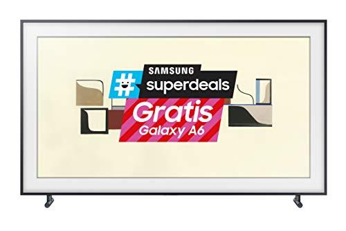 fernseher rahmen Samsung LS003 The Frame 108 cm (43 Zoll) LED Lifestyle Fernseher (Art Mode, HDR, Smart TV)