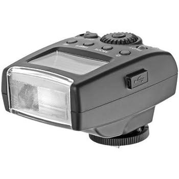 Panasonic LUMIX DMW-FL200L Externes Blitzlicht schwarz
