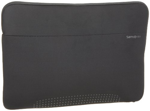 Zip-around Laptop-tasche (Samsonite Aramon nxt Laptop-Hülle, 43,2 cm (17 Zoll), Schwarz)