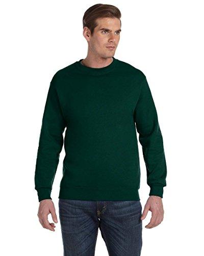 Gildan Heavy Blend Sweatshirt mit Rundhalsausschnitt XXL,Grün