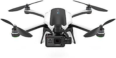 GoPro Drone Karma Noir/Blanc (caméra GoPro HERO6 Black incluse)