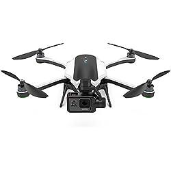 GoPro Karma - Drone con HERO 6, color negro y blanco