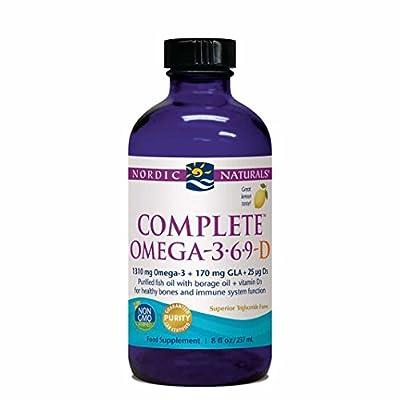 Complete Omega 3.6.9.D (237ml)